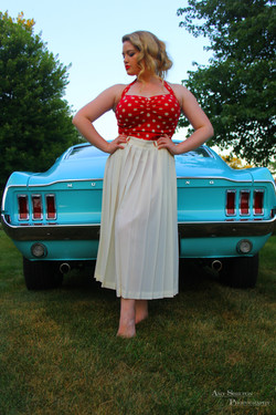 The Nifty Fifties - Natalie & The Mustang.jpg