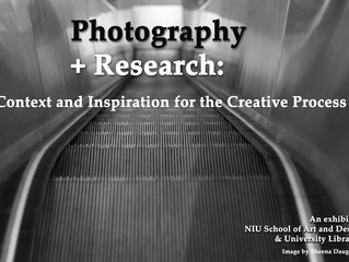 Photography + Research: Context and Inspiration for the Creative Process
