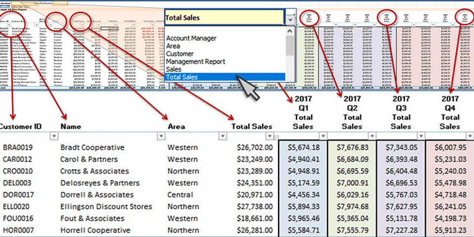 How to unhide columns in excel, how to hide columns in excel