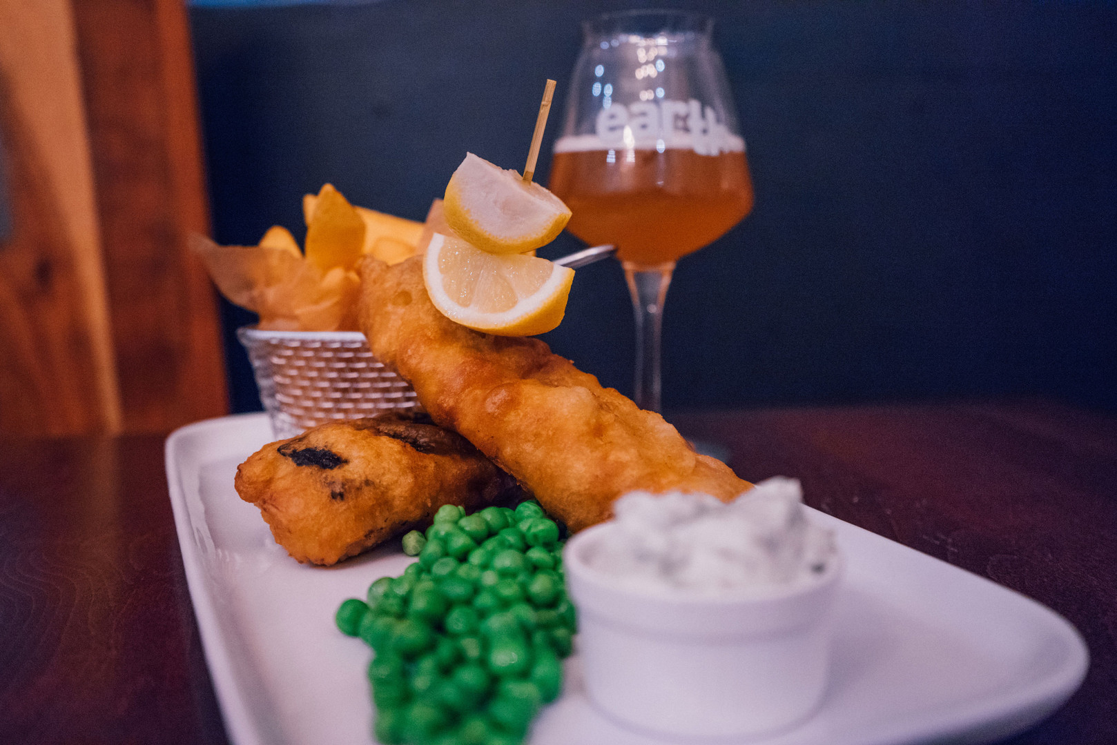 'Fishn' Chips £13.95