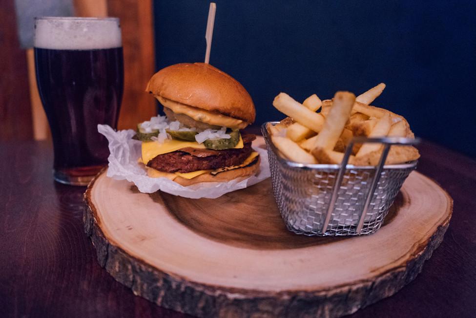 The Burger £13.95