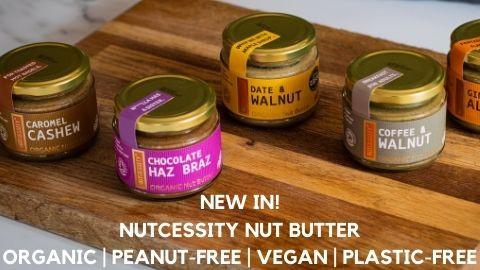 Nutcessity Nut Butter