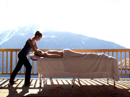 Holistic Massage Treatments ~ January 2016 Ski Yoga Retreat