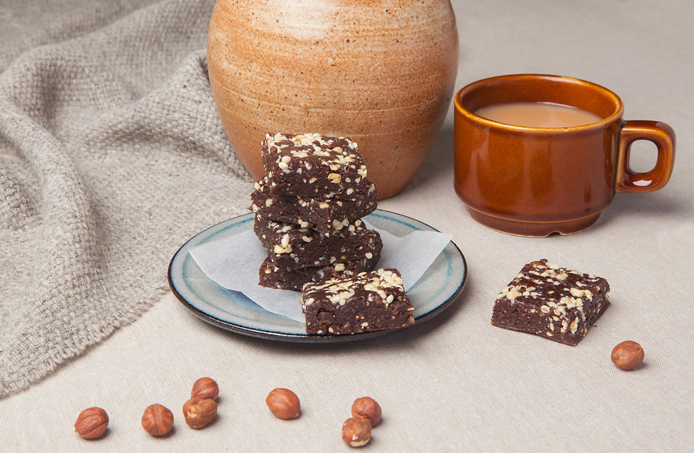Vegan Ski Holidays - Raw Cacao Energy Bites at Chalet Rosière