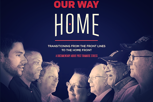 Our Way Home DVD