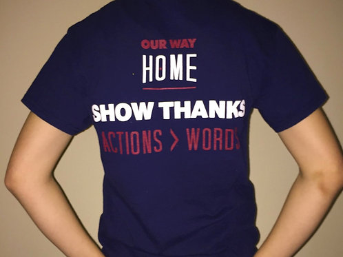 ACTIONS>WORDS Shirt