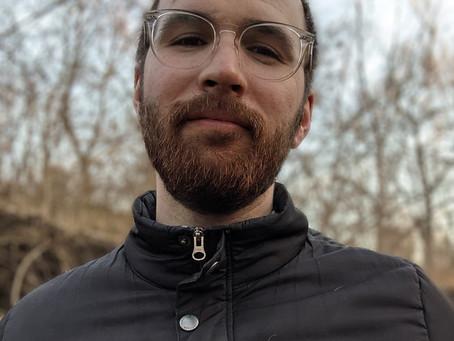 Writer's Spotlight: Eric Raglin