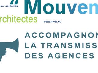 ACCOMPAGNONS LA TRANSMISSION DES AGENCES !
