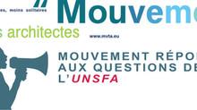 MOUVEMENT répond aux questions de l'UNSFA