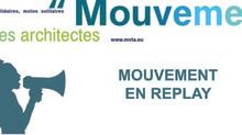 REVOIR LES 3 RDV MOUVEMENT EN VISIOCONFÉRENCES