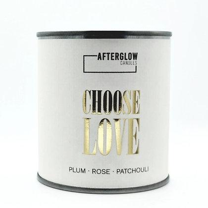 Choose Love - Plum, Rose & Patchouli