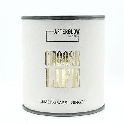 Choose Life - Lemongrass & Ginger