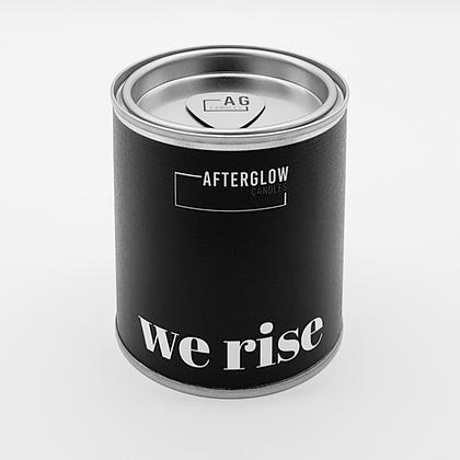 We Rise - Dark Honey & Tobacco