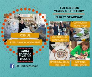 Santa Barbara Timeline Mosaic Project