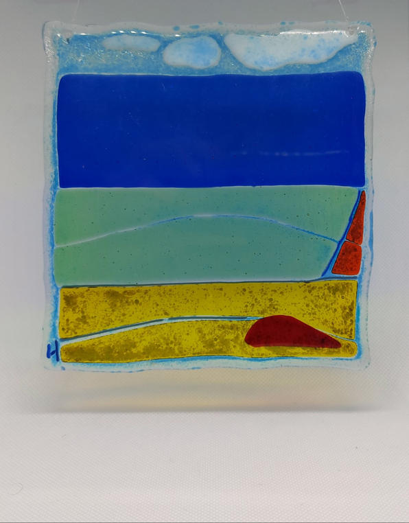 Small fused glass 6