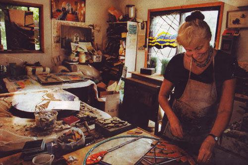 Public Artist | Helle Scharling-Todd