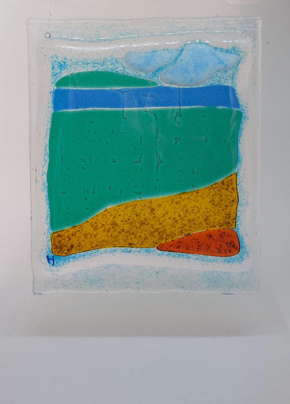 Small fused glass 4