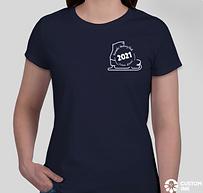 2020-2021 T-shirt (front)