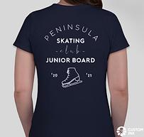2020-2021 T-shirt (back)