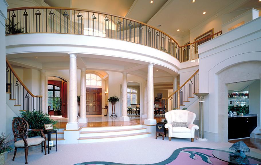 Atlanta, GA Residence Balcony