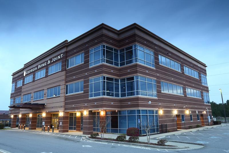 Cartersville, GA Medical Office Exterior