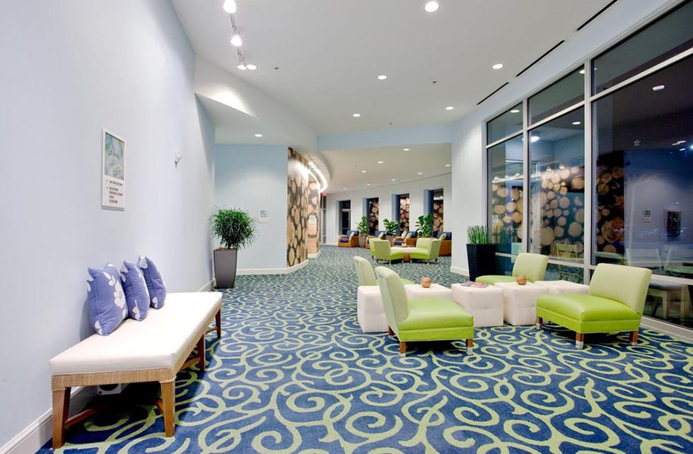 Durham, NC Indigo Interior