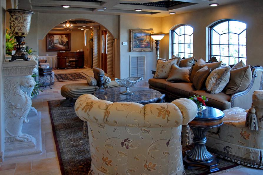 Simons, GA Ocean Lodge Interior
