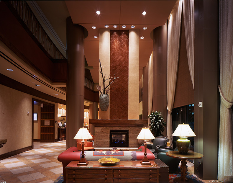 Parkridge, CO Marriott Interior Lobby