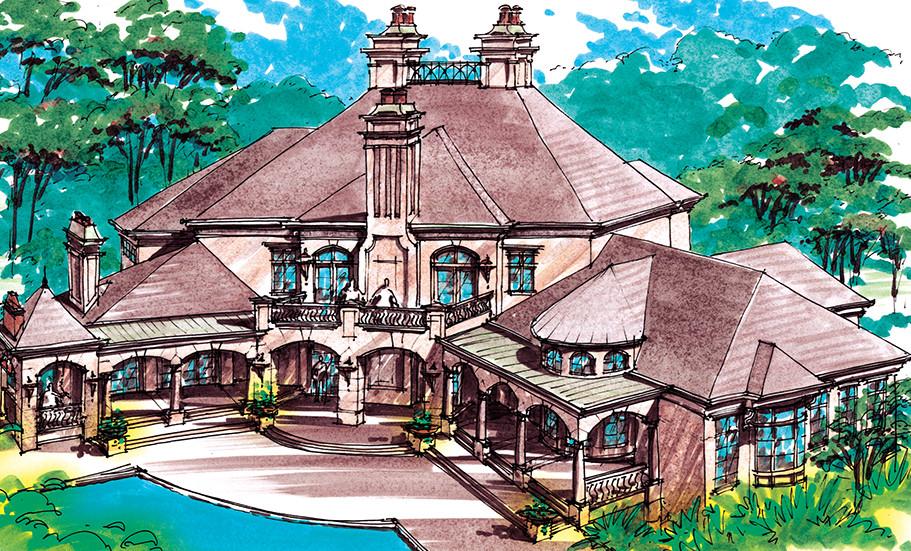 Atlanta, GA Residence Design Concept