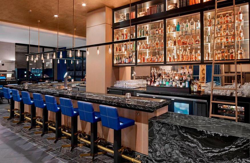 Pittsburgh, PA Autograph Restaurant Bar