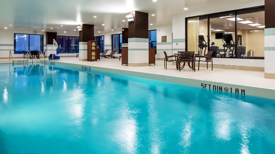 Nashville, TN Hyatt Place Interior Pool