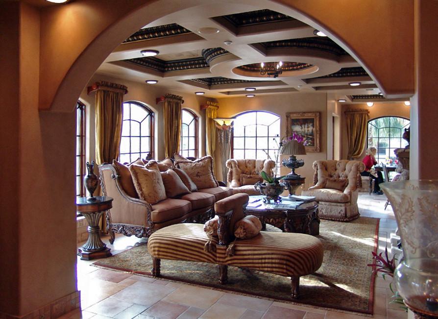 St. Simons, GA Ocean Lodge Interior