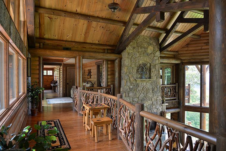 Blue Ridge, GA Residence - Upper Overlook