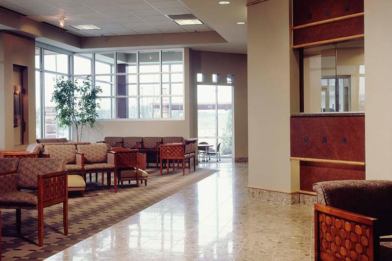 Cartersville, GA Medical Office Interior