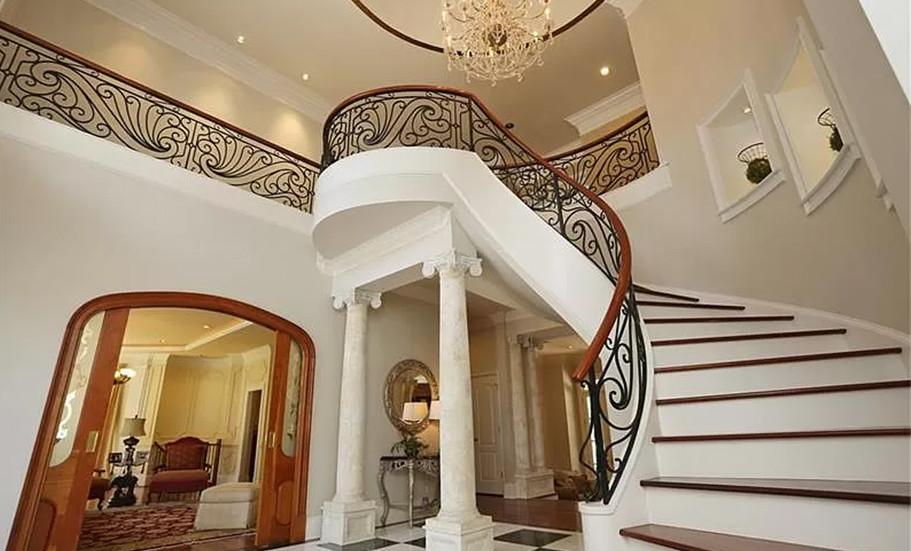 Atlanta, GA Residence Interior Stair
