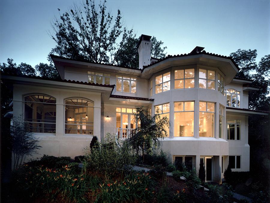 Atlanta, GA Residence - Rear View