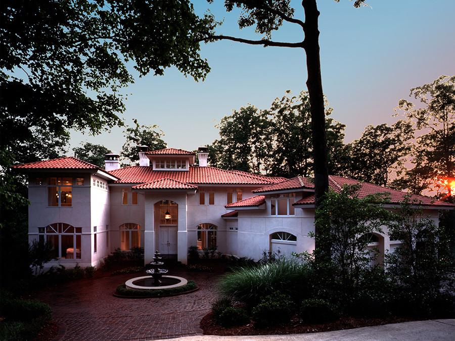 Atlanta, GA Residence - Front View