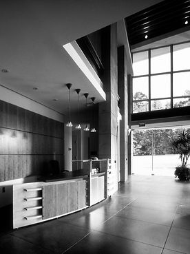 Office Building Reception area