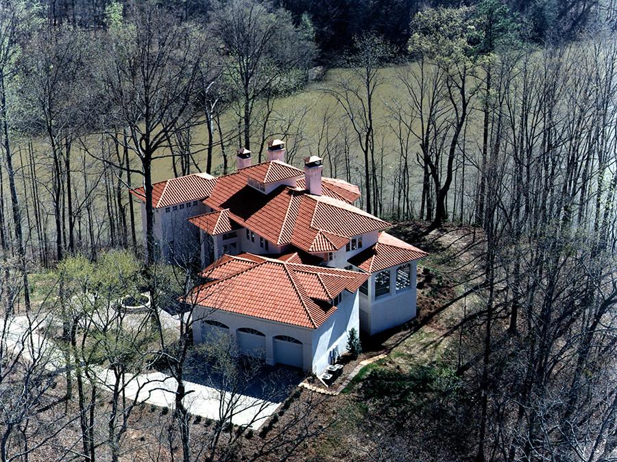 Atlanta, GA Residence - Aerial View