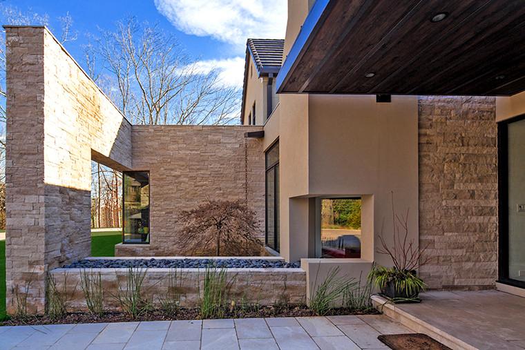 Atlanta, GA Residence - Courtyard