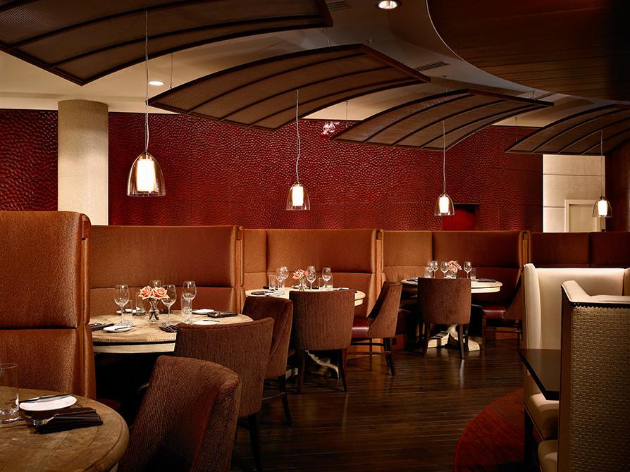 Louisville, KY Marriott at Dining Area