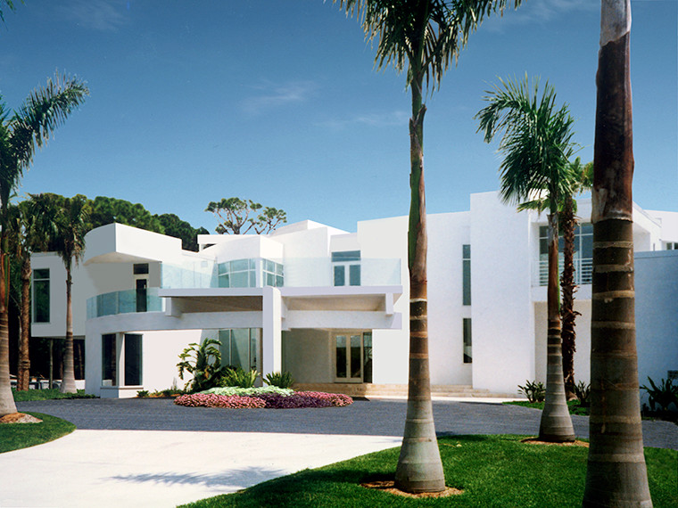 West Palm Beach, FL-Residence Front View