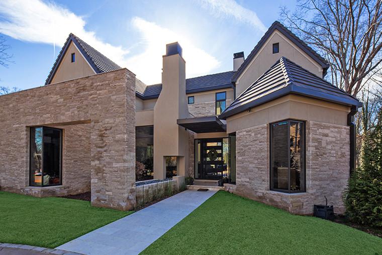 Atlanta, GA Residence - Entry