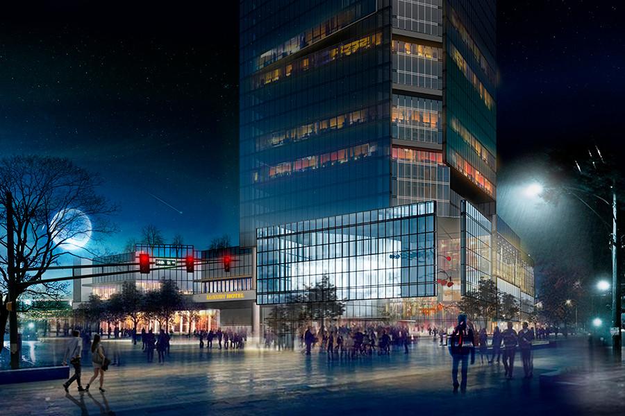 Atlanta, GA One Pacific Center