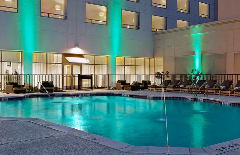 Austin, TX Westin Outdoor Pool