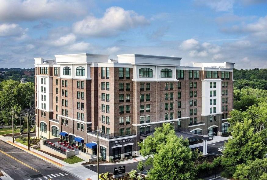 Athens, GA Springhill Suites Exterior