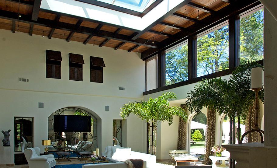 Atlanta, GA Residence Interior Atrium
