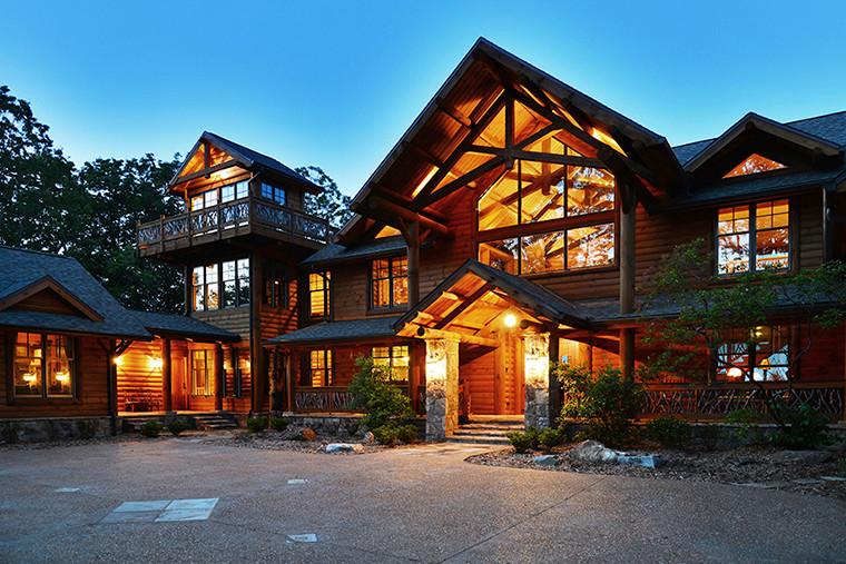 Blue Ridge, GA Residence - Front