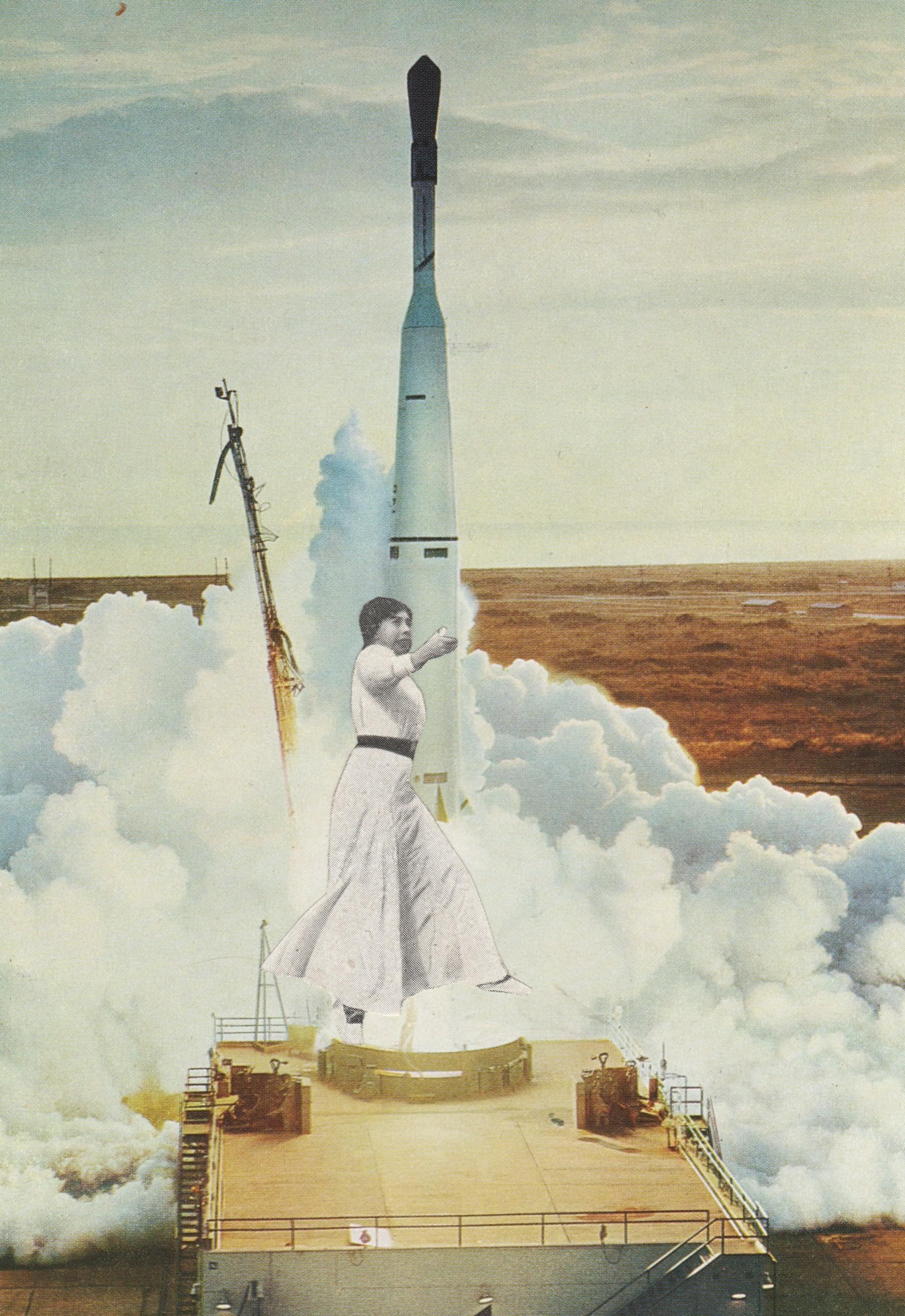 get a rocket