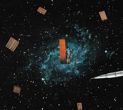cotidianidad en el espacio